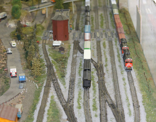 Canadian Association of Railway Modellers - Club Listings